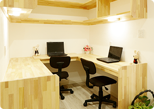 デザイン性と機能性を兼ね備えた大空間ゼロエネルギーハウス